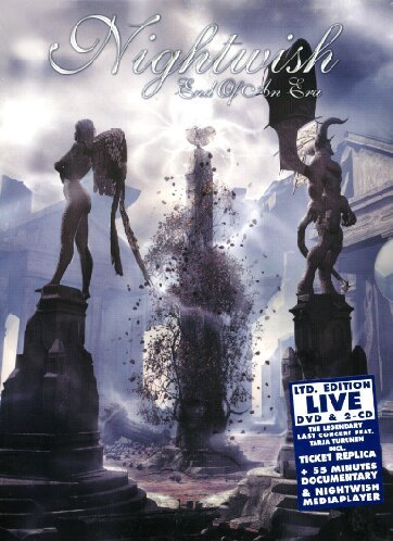 Nightwish - End Of An Era (DVD) - Zortam Music