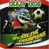 Capa do álbum We Are the Champions