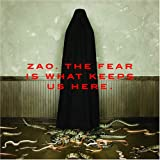album art to The Fear Is What Keeps Us Here