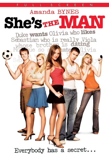 She's the Man / Она мужчина (2006)