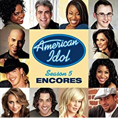 American Idol Season 5 album - Encores