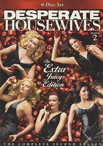 Desperate Housewives - Season 2 DVD
