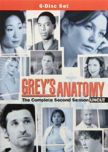Grey's Anatomy - Season 2 DVD