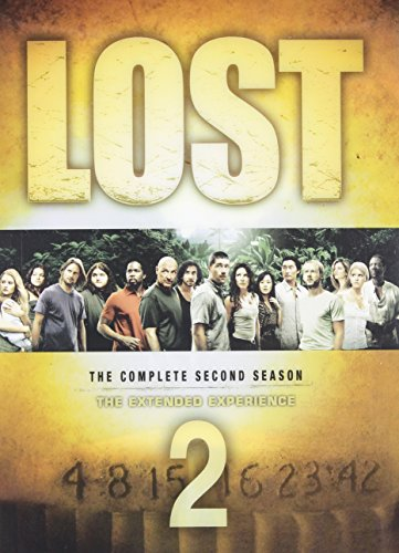 Lost - The Complete Season 2 DVD