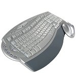 Microsoft Laser Desktop 6000 Keyboard and Mouse ( B7T-00020 )