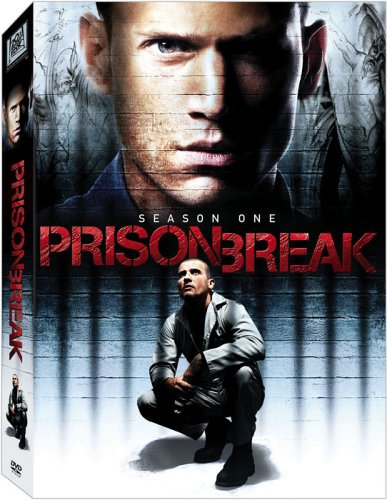 Prison Break - Season 1 DVD