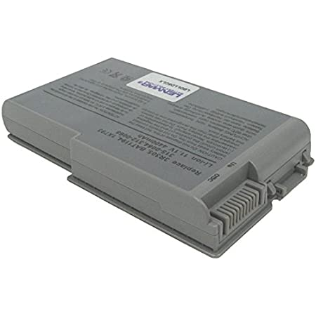 Lenmar Battery Fits Dell Latitude D510, D520, D600, D610 – Laptop
