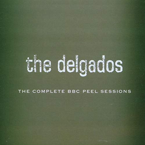 CD-Cover: The Delgados - The Complete BBC Peel Sessions