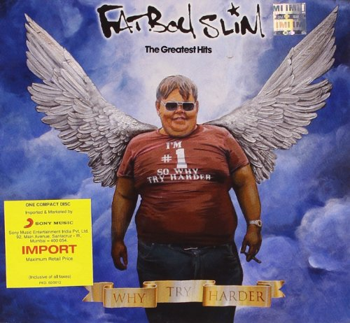 Fatboy Slim - Greatest Hits/Ltd. ed. (CD+Dvd) - Zortam Music