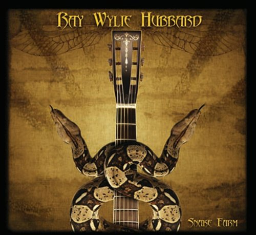 Snake Farm by Ray Wylie Hubbard album cover