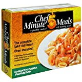 Chef 5 Minute Meals Chicken Pasta Parmesan (Pack of 6)