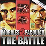 Pacquiao VS Morales 2: The Battle 2 Video CD