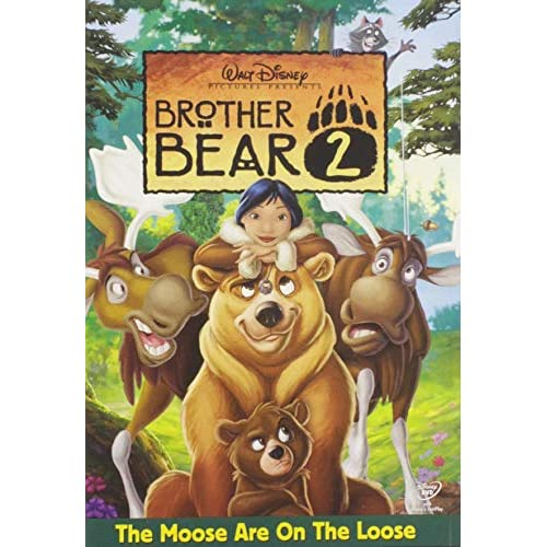 Brother Bear 2 / Братец медвежонок 2. Лоси в бегах (2006)