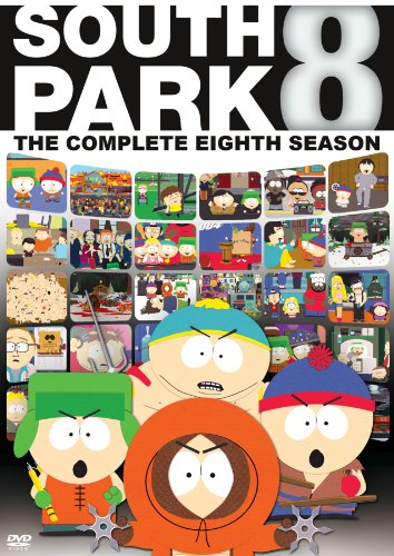 South Park - The Complete Eighth Season DVD