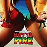 "JAPANESE REGGAE COMPILATION""HOTTA FIRE"""