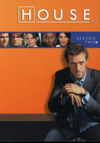 House, M.D. - Season 2 DVD