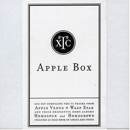 Apple Box by XTC album cover