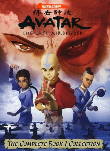 Avatar: The Last Airbender / Аватар: Легенда об Аанге (2005)