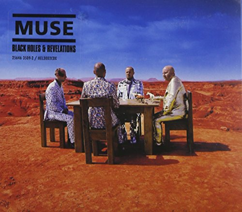 Muse - Black Holes & Revelations (Digipack) - Zortam Music