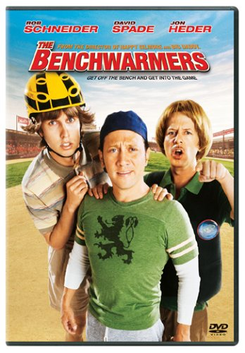 The Benchwarmers DVD
