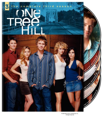 One Tree Hill - The Complete Third Season DVD