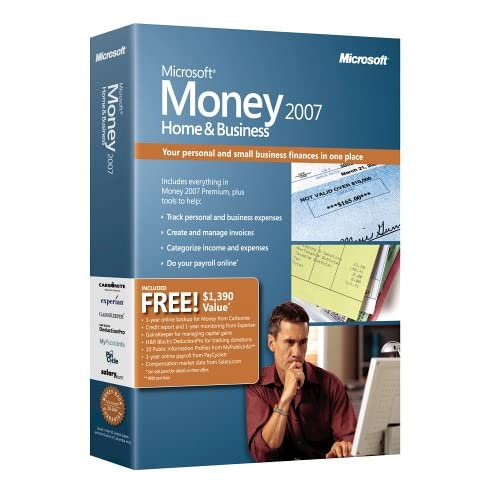 Microsoft Money Business Edition