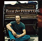 Five for Fighting: Two Lights CD