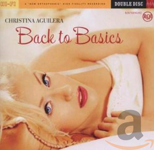 Christina Aguilera - Back To Basics - Zortam Music