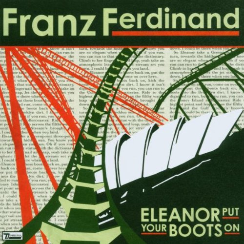 Franz Ferdinand - Eleanor Put Your Boots on CDM - Zortam Music