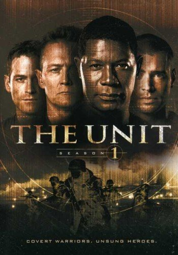 The Unit - The Complete First Season DVD