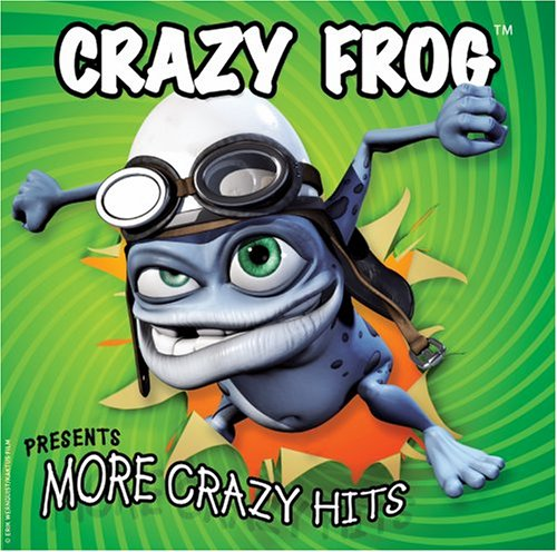 Crazy Frog - More Crazy Hits - Zortam Music