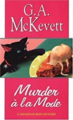 Murder à la Mode by G. A. McKevett