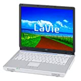 NEC LaVie L (S3100 256MB 40GB COMBO 15TFT WinXPHome Office) [L31URCG3-0204MP]