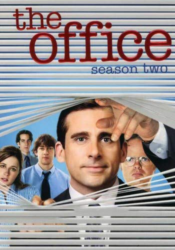 The Office - Season 2 DVD