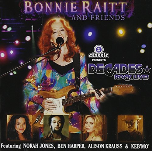 Bonnie Raitt - Bonnie Raitt and Friends (with Bonus DVD) - Zortam Music