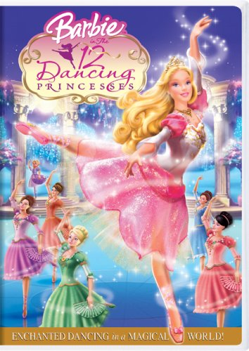 Barbie and the 12 Dancing Princesses / ����� � 12 ��������� �������� (2006)