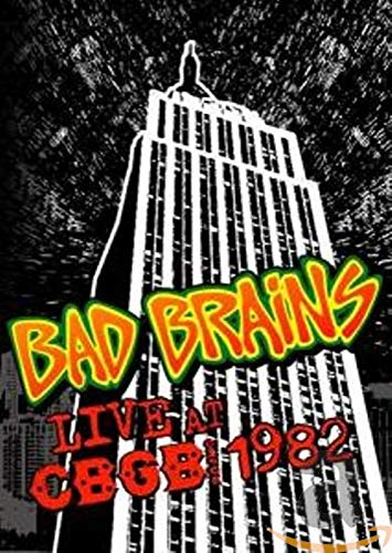 Bad Brains Live - CBGB 1982