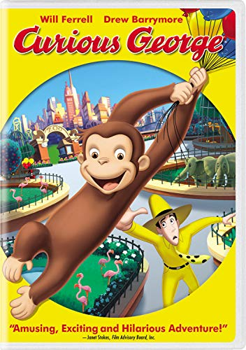 Curious George Widescreen Edition