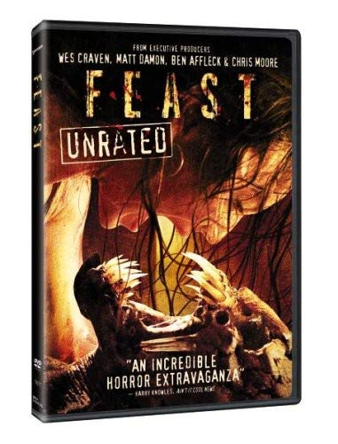 Feast DVD