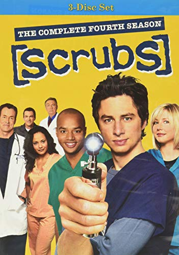 Scrubs - Season 4 DVD