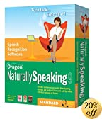 Dragon NaturallySpeaking 9 Standard [OLD VERSION]