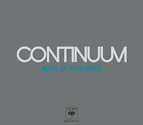 John Mayer - Continuum - Zortam Music
