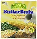 ButterBuds Butter Flavored Mix, 4-Ounce Boxes... cover