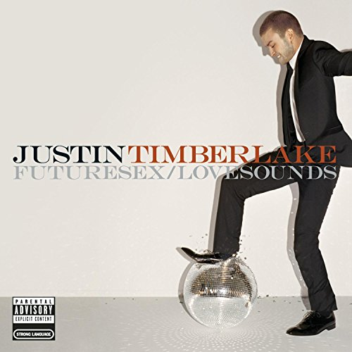 Original album cover of FutureSex / LoveSounds by Justin Timberlake