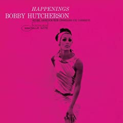 Bobby Hutcherson Happenings cover
