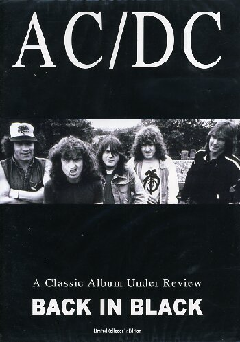Ac/Dc:Classic Album Under Review Back