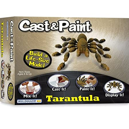 Cast And Paint Tarantula