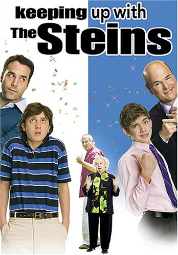 Keeping Up with the Steins DVD
