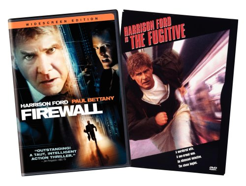 Firewall/The Fugitive DVD