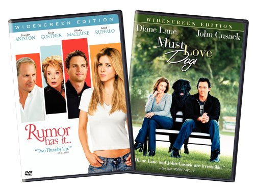 Rumor Has It/Must Love Dogs  DVD